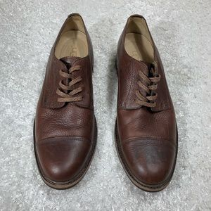 UGG Shoes - UGG Brown Lace Up Dress Shoes